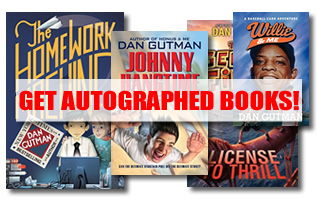 Get Autographed Books!