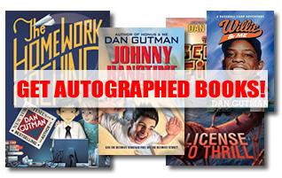 Get Autographed Books!
